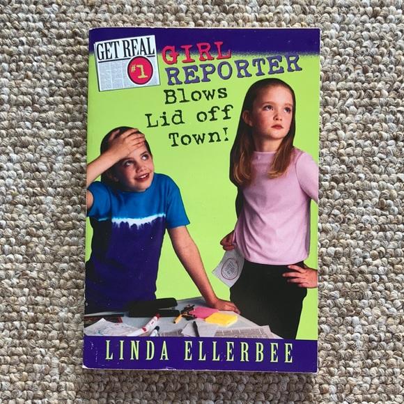 📚 5/$10 - Get Real #1 by Linda Ellerbee